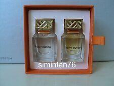 Tory Burch & Absolu Eau de Parfum Mini Perfume Duo Set NIB 0.24 oz