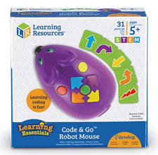 """New listing Learning Resources Code & Goâ""""¢ Programmable Robot Mouse S.T.E.M."""