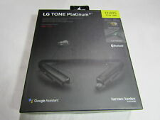 LG HBS-1125 Tone Platinum+ Bluetooth Wireless Stereo Headset Black LN1