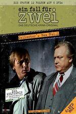 """EIN FALL FÜR ZWEI """"COLLECTORS BOX 1 (FOLGE 1-12)"""" 6 DVD"""