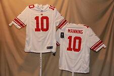 ELI MANNING New York NY Giants NIKE Game JERSEY Medium NwT $100 retail white