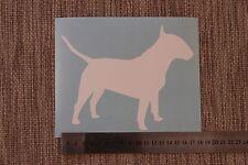 1 x (17.6cm x 14cm) English Bull Terrier Vinyl Decal Sticker Car Dog