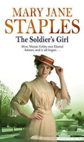 The Soldier's Girl: The Adams Family -Mary Jane Staples Fiction Book Aus Stock