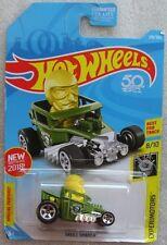Hot Wheels 2018 218 of 365 Skull Shaker - Experimotors - Long Card