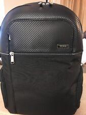 "TUMI Collett 17"" Nylon BLACK  Business Computer Brief / Backpack"