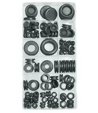 125 Rubber Grommet Firewall Hole Plug Set Electrical Wire Gasket Assortment Kit