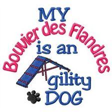 My Bouvier des Flandres is An Agility Dog Sweatshirt - Dc1744L Size S - Xxl