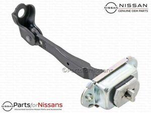 Genuine Nissan 2005-2015 Titan Armada Front Door Check - NEW OEM