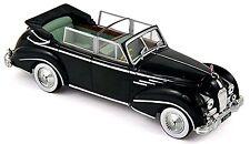 Talbot Lago T26 Presidentielle Vincent Auriol 1950 black 1:43
