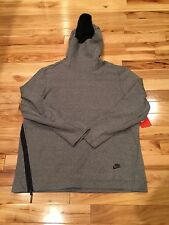 Nike Sportswear Tech Fleece Funnel Neck Hoodie 805214 091 2XL XXL NWT