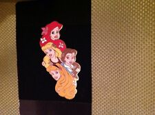 Pin 36069 Disney Mall - Princess Portrait Tree limited edition 500  year 2004