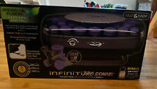 Infiniti Pro Conair Instant Heat Ceramic 20 Flocked Rollers with Cord Reel HS41
