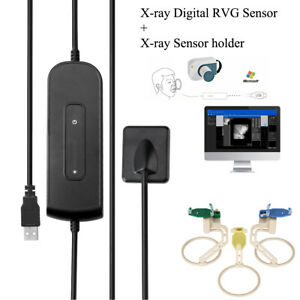 Dental Pets X-ray Digital Image RVG Sensor holder+X-ray Sensor Positioner Holder