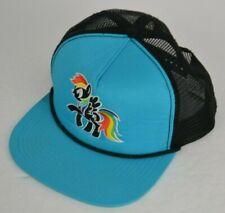 My Little Pony Rainbow Dash Mesh Back Trucker Hat Cap