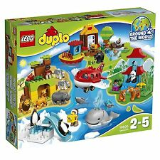LEGO DUPLO 10805 Einmal Around the World New OVP MISB