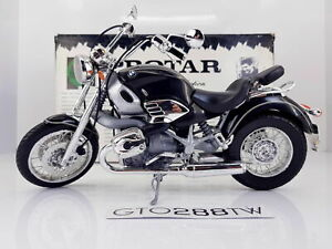 1997 BMW R1200 C Cruiser motorcycle 1:9 metal diecast blue original box Protar