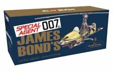 Voitures, camions et fourgons miniatures multicolores james bond