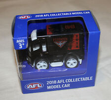 Essendon Bombers 2018 AFL Official Supporter Collectable Mini Truck Model New
