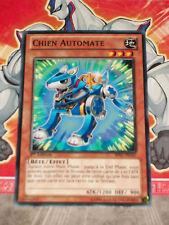 Carte YU GI OH CHIEN AUTOMATE BP01-FR167 x 3