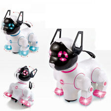 Electronic Dog Toy Robot Robotic Music Walking Interaction Child's Puppy Pet Toy