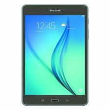 "Samsung Galaxy Tab A 8"" 16GB WiFi Tablet w/Pouch (Smoky Titanium)"