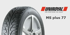 19565TR15 91T UNIROYAL MS PLUS 77  -  PREMIUM WEATHER WINTER TYRES - SINGLE