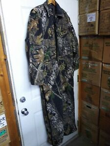 Redhead Camo Mossy Oak pattern Insulated Hunting Coveralls Size L