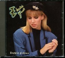 DEBBIE GIBSON - ELECTRIC YOUTH - USA MAXI CD [689]