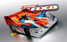 XRAY RX8 2017 Spec 1/8 On Road Competition Racing Car Kit - XRA340005