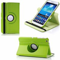 """360°Rotating Leather Filo Stand Case Cover for Samsung Galaxy Tab 7"""" 8""""9.7""""10.5"""""""