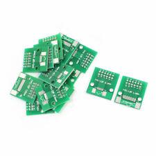 15 Stück SMD IC PCB Adapterplatten FPC/FFC DIP 12 auf 0.5 mm/1.0 mm 2 Seiten