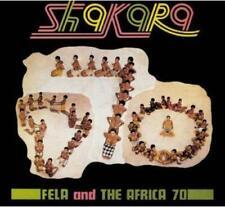 FELA RANSOME-KUTI AND THE AFRICA '70 – SHAKARA / LONDON SCENE 2 ON 1 CD (NEW)