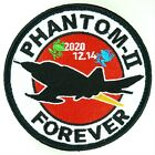 JASDF JAPAN AIR FORCE 301th TFS F-4EJ PHANTOM FAINAL YEAR PATCH