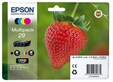 Epson C13T29864010 Tinte 29 Claria 4er-Pack Tintenpatrone