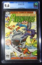 Avengers #190 (1980 Marvel) CGC 9.6...Daredevil & Grey Gargoyle app.
