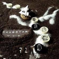 "Baumstam:"" 72-12 = 40"" - 40th Anniversary (New studio ALBUM/CD)"