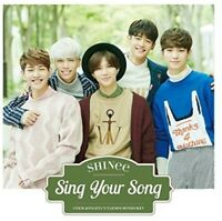 Shinee - Sing Your Song [New CD] Japan - Import