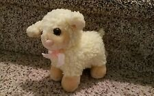 "Paul Hamburg Plush Sheep Wooly Lamb Soft 6"" exc"