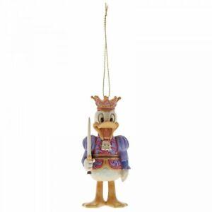 Disney Traditions Donald Duck Nutcracker Christmas Ornament A29383 Figurine New