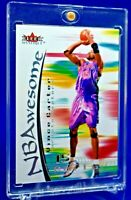 VINCE CARTER MYSTIQUE NBAWESOME RAINBOW LETTERS SP RARE FUTURE HALL OF FAME