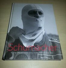 Schumacher The Official Inside Story of the Formula One Icon Michael FREE POST