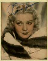 Claire Trevor Signed Psa/dna Certified 8x10 Photo Authenticated Autograph