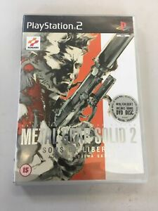 Sony Playstation 2 Metal Gear Solid 2 | Sons of Liberty