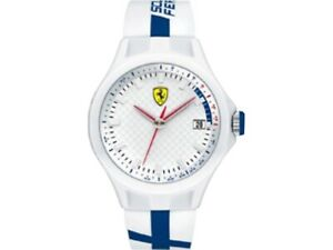 Scuderia Ferrari Uhr Pitcrew 0830153 Men's Watch