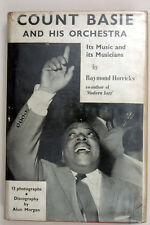 COUNT BASIE and His Orchestra (Its Music & Its Musicians)- Horricks.R 1st H/b
