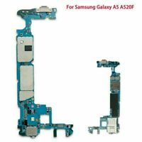 Unlocked Main Logic Board Motherboard Single Card For Samsung Galaxy A5 A520F