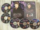 DVD SERIE ANGEL BUFFY 3º TEMPORADA 18 CAPITULOS 6 DVDS USADO BUEN ESTADO
