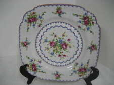 Royal Albert Petit Point Salad Plate Square England