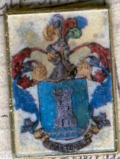 Heraldry PIN metallic del last name : MARTORELL