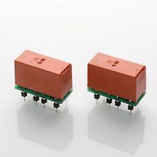 Luxman M-02 Lautsprecher Relais / Speaker Relay Set